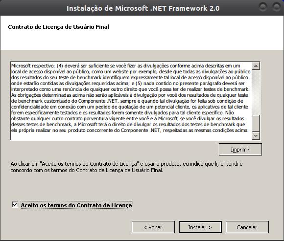 dotnet2 Instalação do Microsoft Office 2010 no ubuntu 11.10 com Wine 1.4