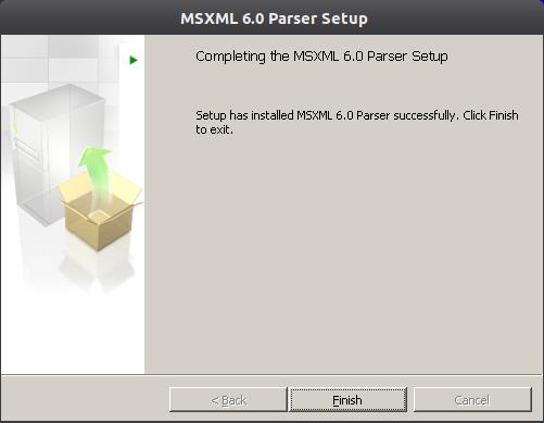 msxml6 final Instalação do Microsoft Office 2010 no ubuntu 11.10 com Wine 1.4