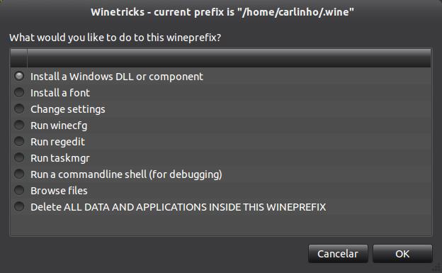 winetricks tela 2 Instalação do Microsoft Office 2010 no ubuntu 11.10 com Wine 1.4
