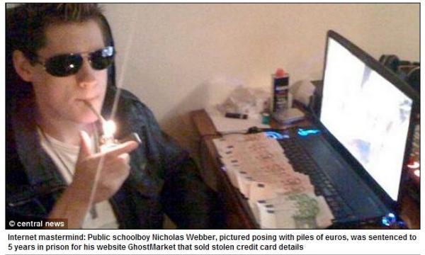 Hacker preso volta a agir de dentro da cadeia