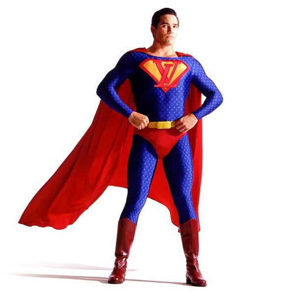 Super-heróis de Marca