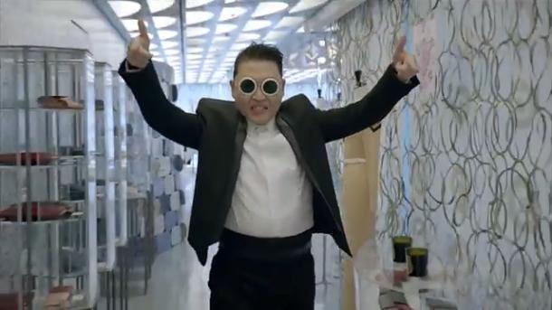 Novo Clip do Psy - Gentleman M/V