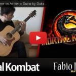 Mortal Kombat Tema versão acústica