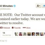 Hackers invadem contas do Twitter de programas de TV americana