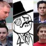 """Quatros britanicos do LulzSec foram presos por """"Hacktivismo"""""""