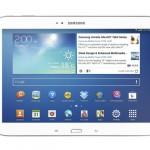 Samsung anuncia novos tablets Galaxy Tab 3 com tamanhos de 8″ e 10.1″ e Android, lançando mundialmente em junho