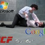 Microsoft sacaneia comercial do Google em novo anúncio