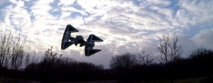 Drone TIE interceptor